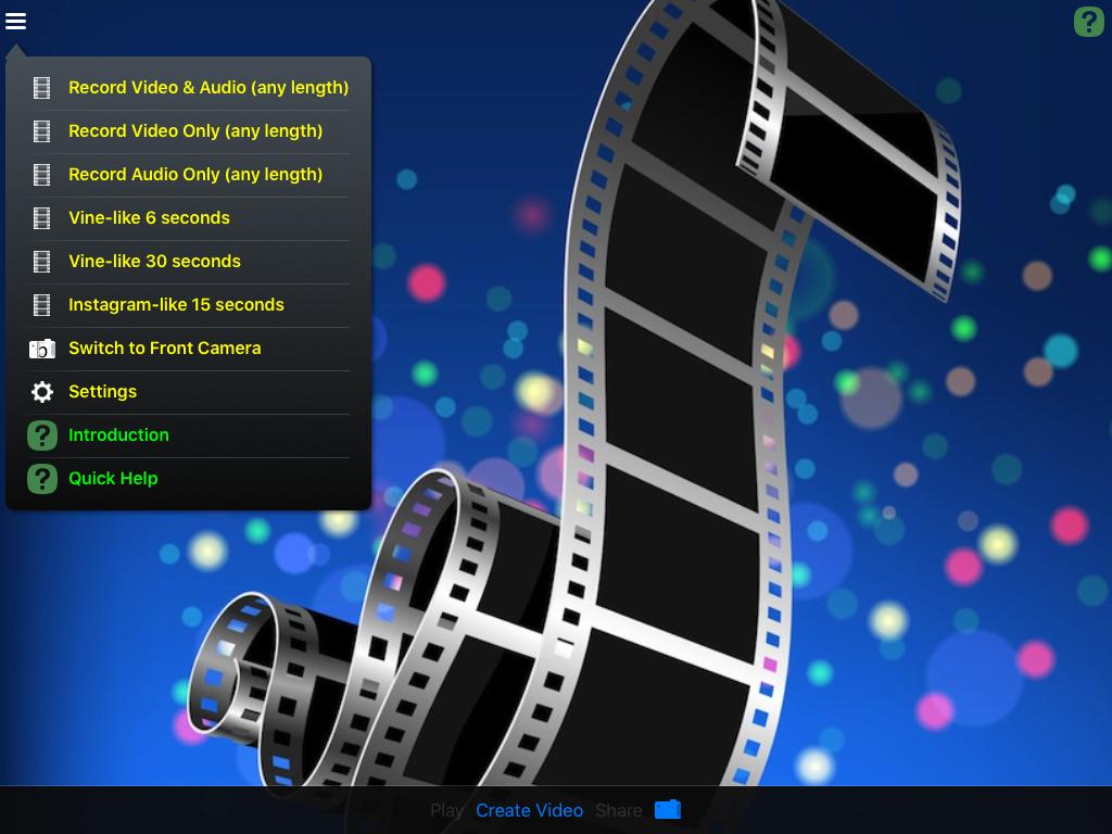 iSnapVideo (iOS app)