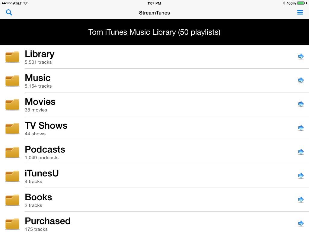iStreamTunes (iOS app)